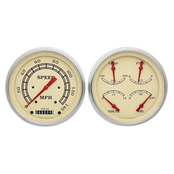 Classic Instruments 1947-53 Chevy Pickup Vintage Gauge Set