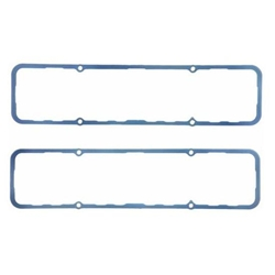 Fel-Pro P1628 Small Block Chevy Valve Cover Gaskets-1/4 In Cork Rubber
