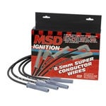 MSD 32273 Black Super Conductor Dodge, 2.0L DOHC