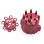 MSD 8433 Distributor Cap - HEI Type Terminals