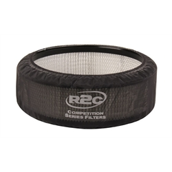 R2C Performance 0210A23 6 Inch Competition Series Oversize Pre-filter
