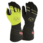Simpson Hi-Vis Racing Driver Gloves