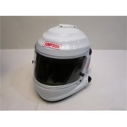 Simpson Voyager Sidewinder FR Forced Air Helmet