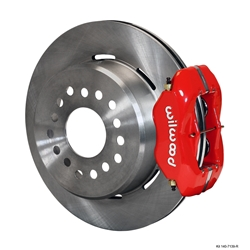 Wilwood 140-7139-R FDL Rear Brake Kit, Big Ford 2.36 Off