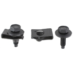 Body Bolt Kit - 10 Piece with Clips