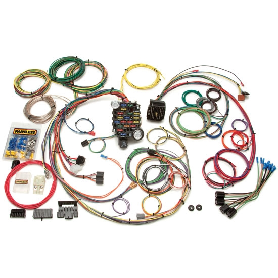painless 20102 1969 1974 gm muscle car 25 circuit wiring harness painless 20102 1969 1974 gm muscle car 25 circuit wiring harness