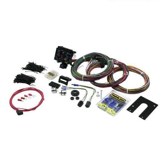 Super Painless Wiring Harness Kit Jerusalem House Wiring Cloud Oideiuggs Outletorg