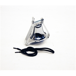 Chrome Pedal Car Bell