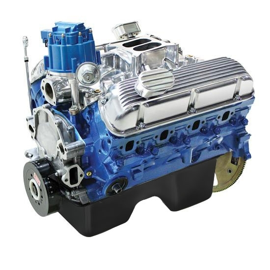 BluePrint 302 Ford Hot Rod Crate Engine W