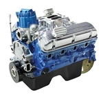 Garage Sale - BluePrint 302 Ford Hot Rod Crate Engine w/ Rear Sump Pan