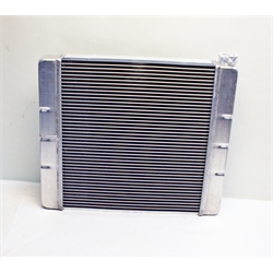 Garage Sale - Speedway Double Pass Aluminum Radiator, Chevy 22 Inch