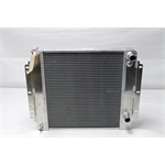 Garage Sale - AFCO 1962-67 Nova LS Swap Aluminum Radiator, No Trans Cooler