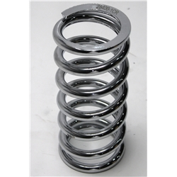 Garage Sale - AFCO 28400-1CR 8 Inch Extreme Chrome Coil-Over Spring, 400 Rate