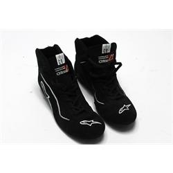 Garage Sale - Alpinestar 2015 SP Midtop Leather Racing Shoes, Black, Size 10.5