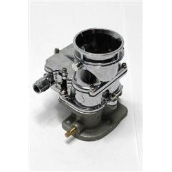 Garage Sale - 9 Super 7 Secondary 3-Bolt 2 Barrel Carburetor, Chrome Finish