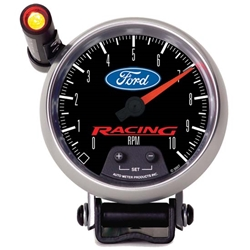 Auto Meter 880083 Ford Racing Air-Core Pedestal Tachometer Gauge