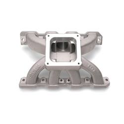 Edelbrock 2832 Carbureted Intake Manifold Valley Plates, 9.2 Inch