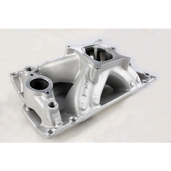 Edelbrock 2913 Super Victor Intake Small Block Chevy