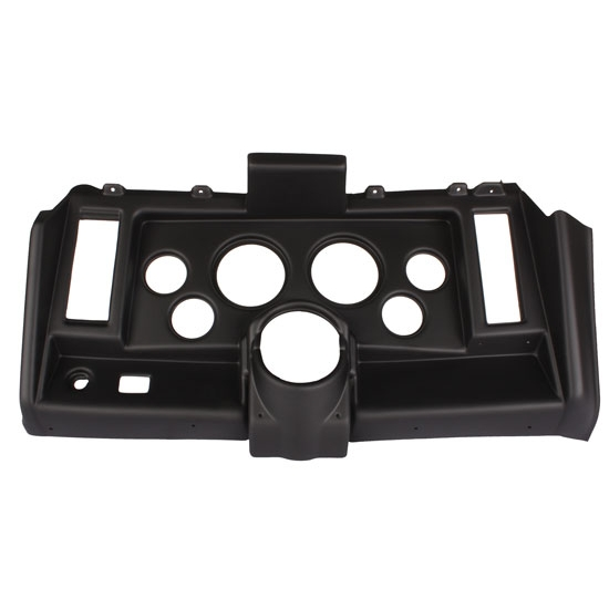 Garage Sale - Dash Panels for Aftermarket Gauges - '69 Camaro