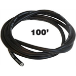 MSD 34043 Super Conductor Bulk Wire, Black 100Ft