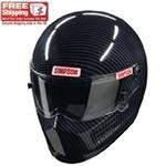 Simpson Carbon Fiber Bandit SA2010 Racing Helmet