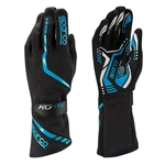 Sparco Torpedo KG-5 Race Karting Gloves Mid-Level
