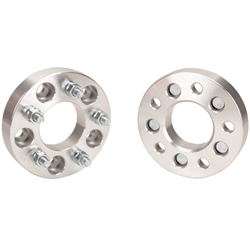 Trans-Dapt 3607 Billet Wheel Adapters/Spacers, 5 on 4-1/2 to 5 on 4-1/2