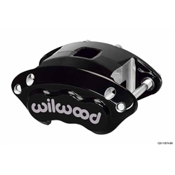 Wilwood 120-11871-BK D154 Single Piston Floater Caliper, Black