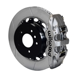 Wilwood 140-13583-N AERO4 Rear Disc Parking Brake Kit, 14 Inch