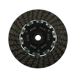 Flathead 10-1/2 Inch Clutch Disc, 1-1/8 Inch 26-Spline, GM, T-5 Transmission