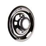 Speedway Disc Brake Hubcap for GM Rally Style Wheels