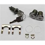 Classic Auto Lock CL104 Ignition/Door Lock Set w/Key, 1966-72 GM