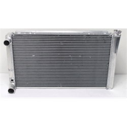 Garage Sale - AFCO Custom 28 X 15 Inch Custom Radiator, Double Pass