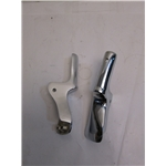 Garage Sale - 1915-25 Model T Short Style Windshield Posts, Chrome