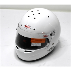 Garage Sale - Bell Pro Series GT.5 Touring Helmet, White, Size 7-5/8