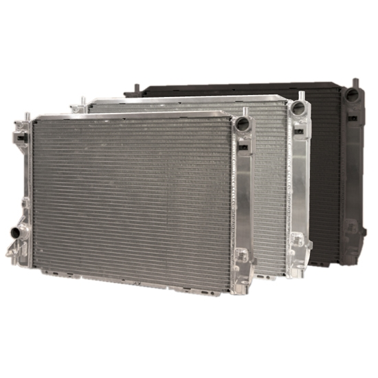 AFCO Direct Fit 2005-'10 Mustang Radiators