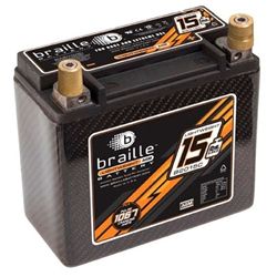 Braille B2015C Carbon Fiber Battery, 425 CCA