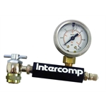 Intercomp 100675-A Analog Shock Pressure Gauge