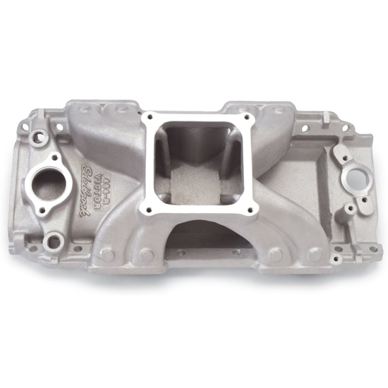 Edelbrock 29071 Victor 454-R Intake Manifold, Big Block