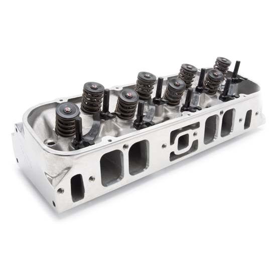 Edelbrock 605519 performer rpm cylinder head big block for Rpm motors lincoln ne