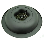 R2C Performance AC10617 CFD 4150 4 Barrel Air Cleaner Base 2 Inch Open