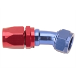 Fragola 223013 30 Degree Adapter Hose End Fitting, -12 AN to -16 AN