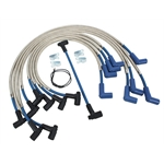 Taylor Cable 80602 8mm Spark Plug Wire Set, Shielded SST, GM HEI, Over