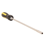Titan Tools 12218 Extra Long Ratchet Screw Driver, 18 Inch