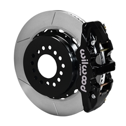Wilwood 140-10941 AERO4 Rear Disc Brake Kit, 1963-87 GM Pickup/SUV