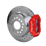 Wilwood 140-7140-ZR FDL Pro-Series Rear Parking Brake Kit, 12.19 Inch, 2.5 Offset