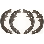 Garage Sale - Bendix 152 Rear Drum Brake Shoes, Graphite Metallic