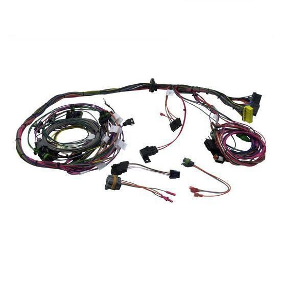 painless wiring 60101 gm throttle body injection engine harness painless wiring 60103 1990 92 gm tpi speed density engine harness