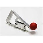 Garage Sale - Plain Aluminum Three Blade Siper