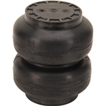 Slam Specialties SS-6 6 Inch Diameter Suspension Air Spring, 1/2 Inch Port